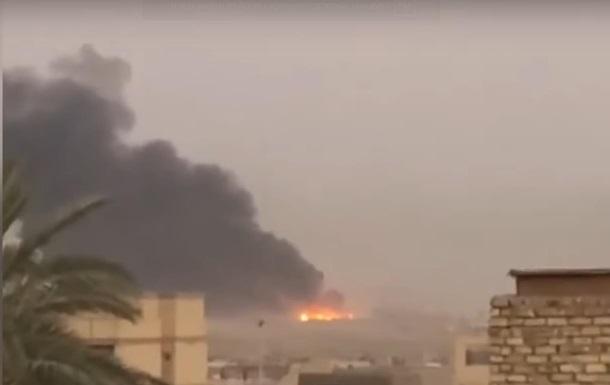 В Багдаде взорвался склад с оружием