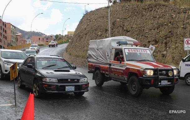 У Болівії зіткнулися автобус і вантажівка, 11 жертв