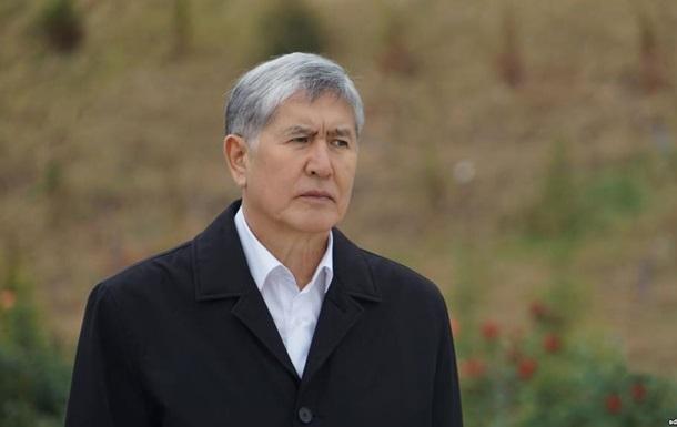 Экс-президента Кыргызстана обвинили в убийстве