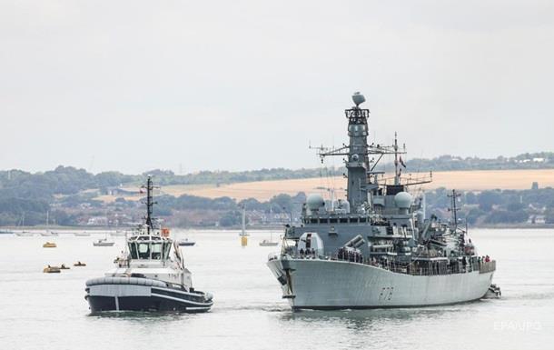 Британія скерувала ще один військовий корабель в Ормузьку протоку