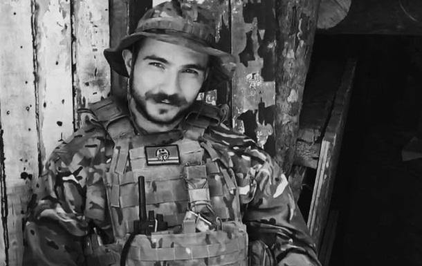 На Донбассе погиб снайпер полка Азов
