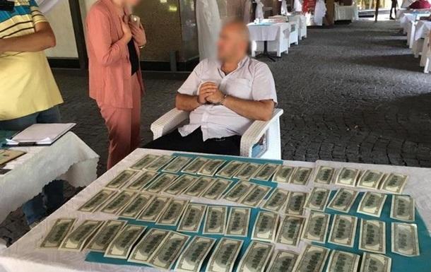 Житомирского активиста задержали за вымогательство $30 тысяч