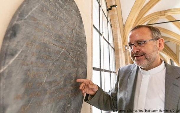 У Німеччині виявили надгробок  справжньої  Білосніжки