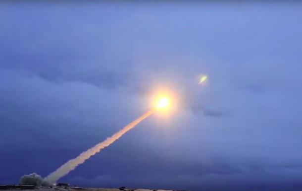 Літаючий Чорнобиль . Яка ракета вибухнула в РФ