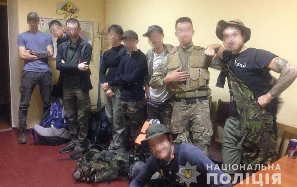 В Чернобыльской зоне задержали 17 сталкеров за сутки