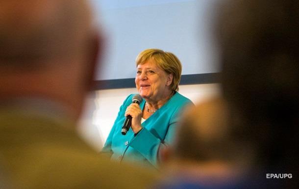 Меркель подтвердила свой уход из политики