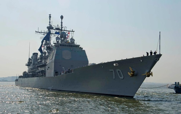 Китай не дозволив двом військовим кораблям США зайти в Гонконг