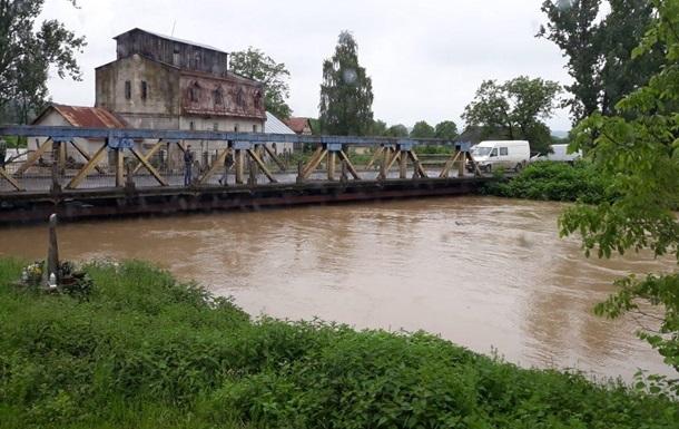 На западной Украине ожидается подъем уровня воды