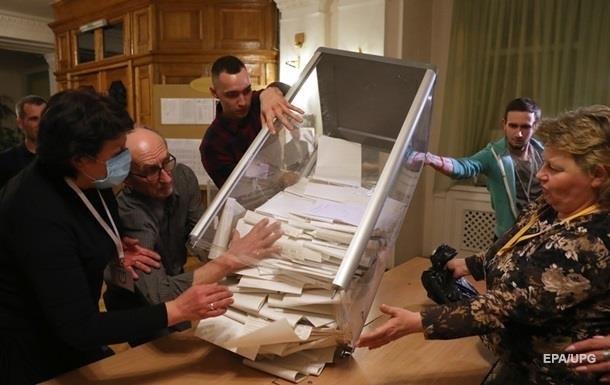 На виборах до Верховної Ради нарахували 13  аномальних  округів