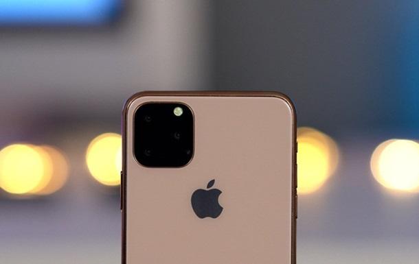 Стали известны названия новых iPhone