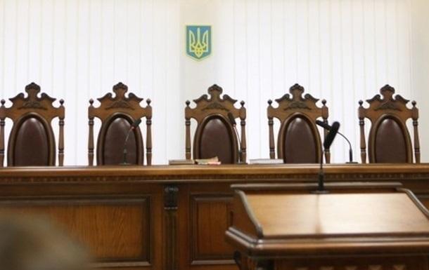 ГПУ просит отстранить главу Окружного админсуда