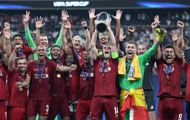 Ливерпуль – обладатель Суперкубка УЕФА