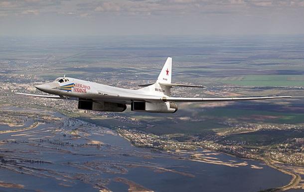 Два российских бомбардировщика Ту-160 перебросили к границе США
