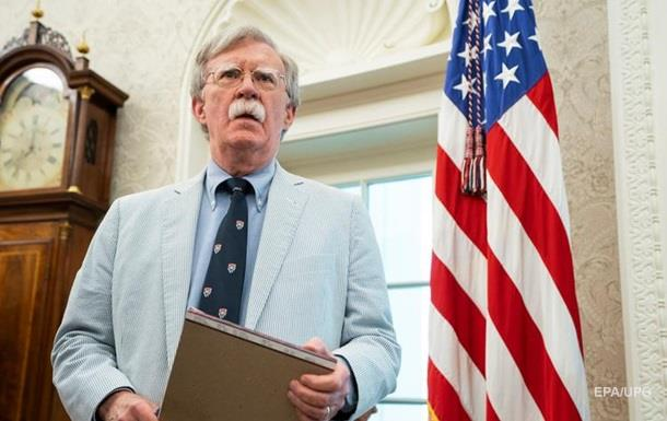 Болтон заявив, що Росія вкрала технології США
