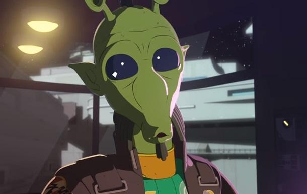 Зоряні війни: Опір: відео
