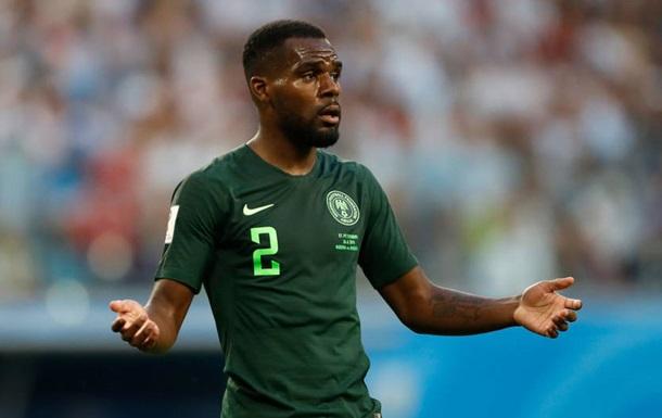 Нігерія оголосила заявку на товариський матч проти України