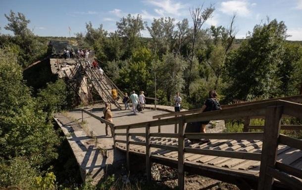 В Станице Луганской построят временный мост