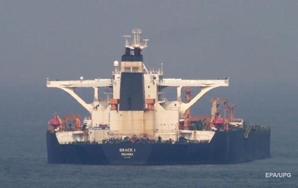 Суд Гібралтару вирішив відпустити іранський танкер
