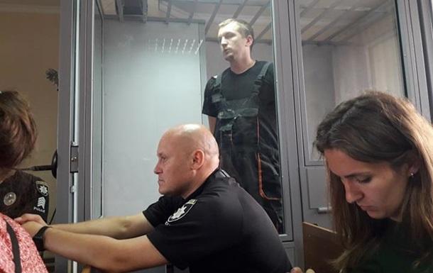 Вбивство Діани Хріненко: підозрюваного залишили під вартою до суду