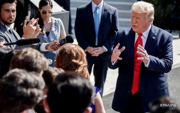 Трамп закликав будувати у США більше психіатричних лікарень