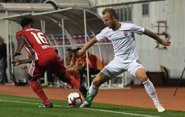 Зоря обіграла ЦСКА і пройшла в плей-оф Ліги Європи