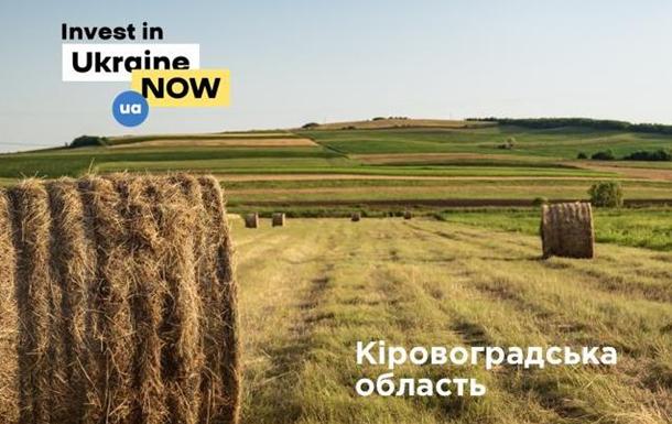 Чемпионат по инвестициям:  Кировоградская область