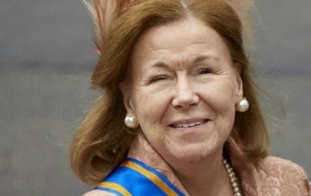 В Нидерландах умерла принцесса Кристина