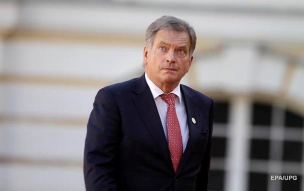 Президент Финляндии впервые за пять лет посетит Украину