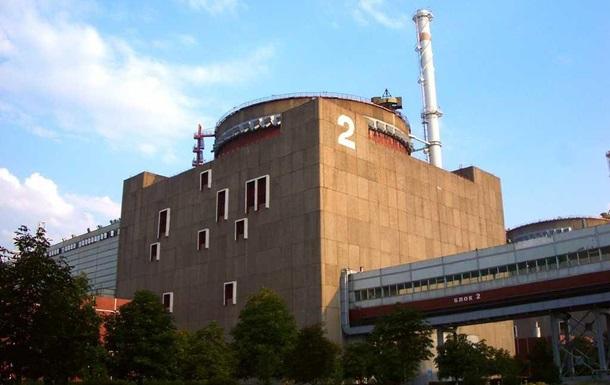 Запорожская АЭС подключила второй энергоблок