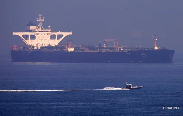 Суд у США видав ордер на арешт іранського танкера