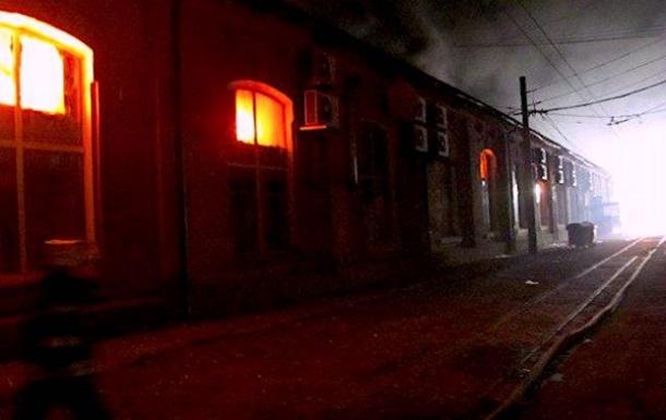 Масштабна пожежа в готелі Одеси: вісім загиблих