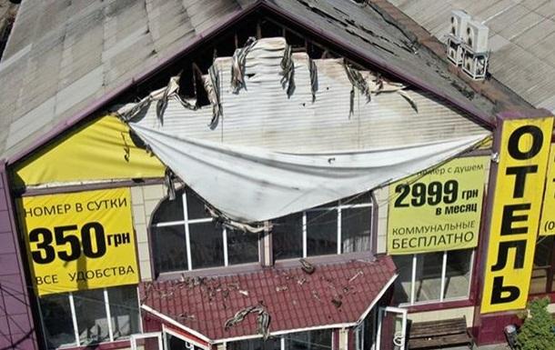 Пожежа в Одесі: стали відомі подробиці