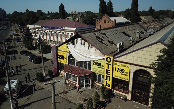 З явилися фото і відео з місця пожежі в Одесі