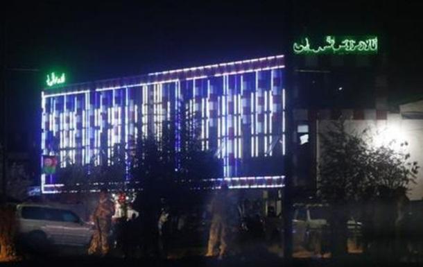 В Кабуле на свадьбе прогремел взрыв