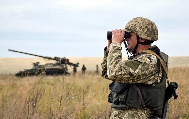 Доба в зоні ООС: вісім обстрілів, без втрат