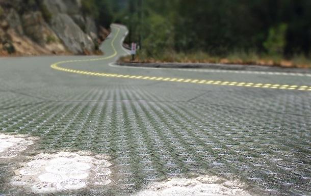 Во Франции закрыли проект дороги на солнечных батареях