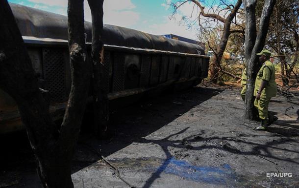 Взрыв бензовоза в Танзании: почти 100 жертв
