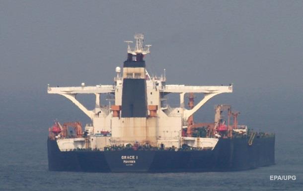Іранський танкер залишив Гібралтар