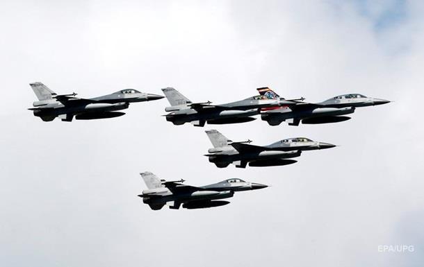 Трамп схвалив операцію з продажу F-16 Тайваню на $8 млрд