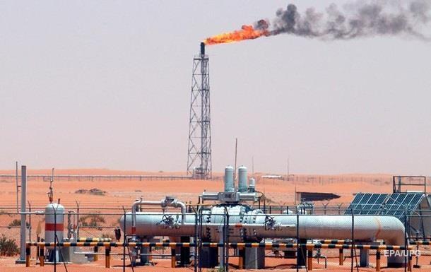 Нефть дорожает на новостях из Саудовской Аравии