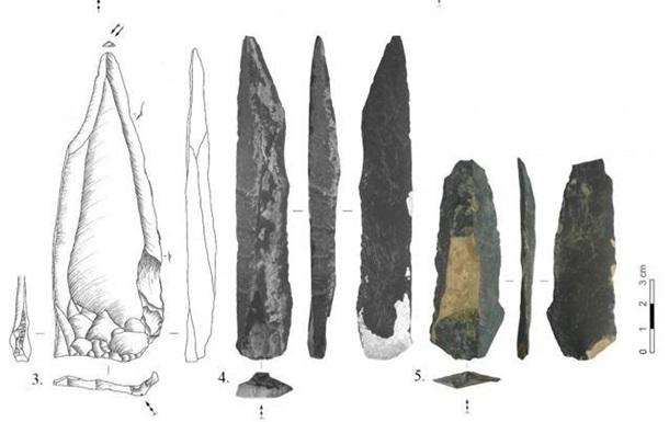 Найдены артефакты, меняющие историю развития современного человека