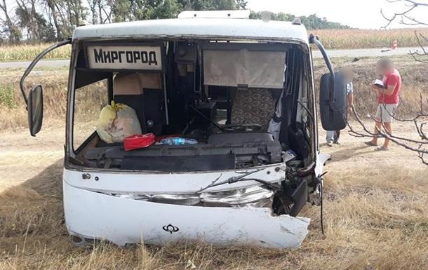 В Черкассой области три человека погибли в ДТП с участием автобуса