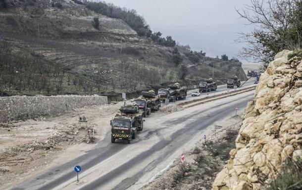 Сирія завдала авіаудару по турецькому конвою - ЗМІ