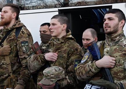 Ветераны АТО предлагают создать украинские ЧВК