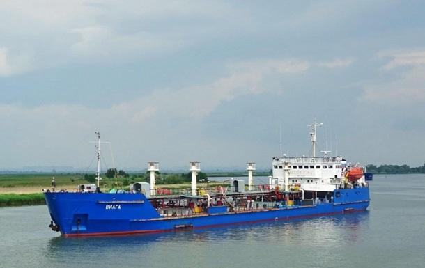 Суд у Херсоні заарештував судно, що поставляло паливо для ЧФ РФ