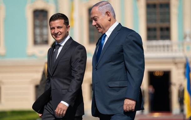 Зеленський розповів, про що домовився з Нетаньяху