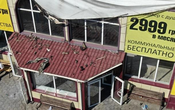 Пожар в Одессе: трое людей находятся в тяжелом состоянии