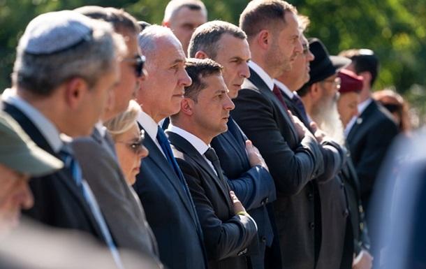 2384421 - Зеленский подвел итоги встречи с Нетаньяху