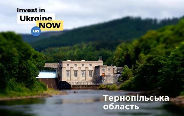 Чемпионат по инвестициям: Тернопольская область