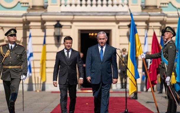 Позорный счет Украина-Израиль сравнялся: провальная встреча Зеленского и Нетанья